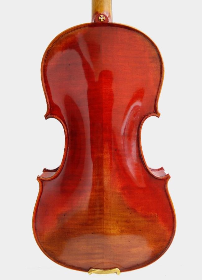 Violín rojo Saurier