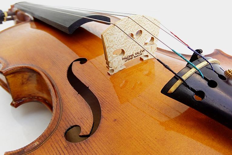 Violín Violín de luthier Abbaye Sainte Croix