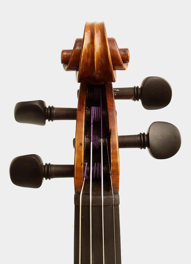 Violín de luthier Baudry
